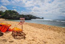 Rute Menuju Pantai Ngandong dan Harga Tiket Masuk 2019